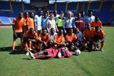 2° Torneo dell'Amicizia Roma, 9 giugno 2017