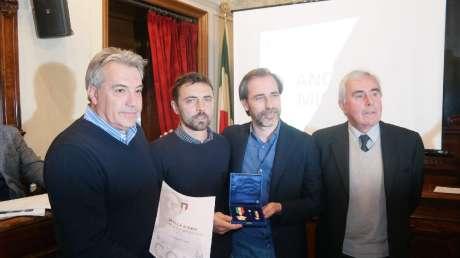 Benemerenze CONI 2015 - Rieti