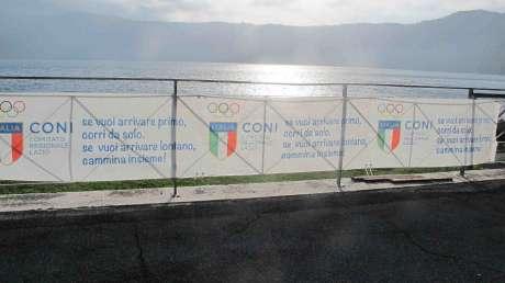 Emozione Lago - Castelgandolfo 14 ottobre 2014