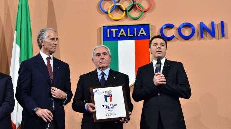Premiazione Comitato Lazio - Roma, 15 dicembre 2014
