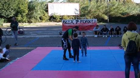 Sport in piazza - Bolsena, 7 ottobre 2017