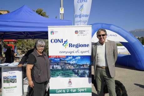 Sport in piazza - Pontecorvo, 14 ottobre 2017