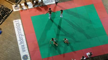 Storie di Sport a Castel Sant'Angelo 7 luglio - Ginnastica