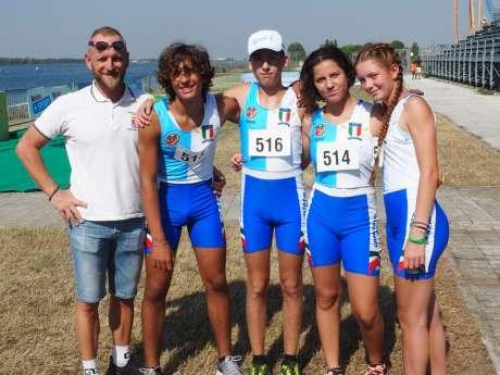 Trofeo CONI - Kinder+sport 2018