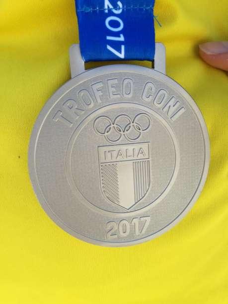 Trofeo CONI Kinder + Sport. Senigallia 21-24/9/2017